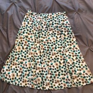 Christopher & Banks skirt 4P
